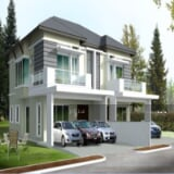 Photo New 2 storey 22x80 superlink homes, sepang