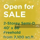 Photo Stay@at homes special offer, freehold 2sty semi...