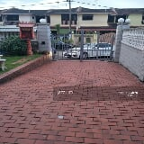 Photo Double storey terrace, johor jaya rosmerah