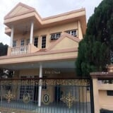 Photo Double storey bangalow at pasir puteh