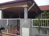 Photo Single storey house at tmn kembara, rantau...