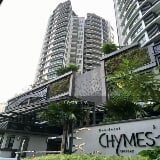 Photo Chymes gurney keramat condo for sale