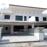 Photo Johor tebrau double storey terrace house