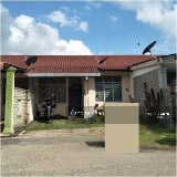 Photo [Good buy] 1 storey terrace house in taman...