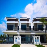Photo 3storey house luxury lifestyle, with private...