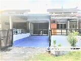 Photo Single storey terrace, au3 taman sri keramat