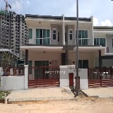 Photo Freehold Double Storey New Project in Meru Raya...