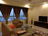 Photo Penang Times Square furnished apartment