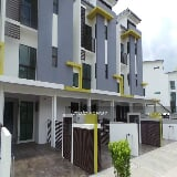 Photo 3 storey cempaka seri 1 town villas, kota...