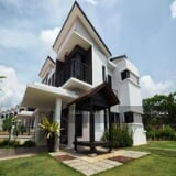 Photo [Holiday home] 2700sf Double storey house 22x80...