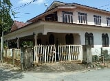 Photo A Double Storey Semi Permanent Detached House