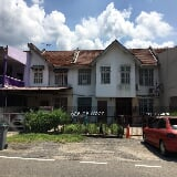 Photo Freehold tampin negeri sembilan double storey...