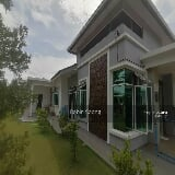Photo Single storey bungalow in, belimbing setia @...