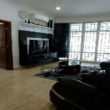 Photo Single storey corner lot, taman molek