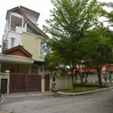 Photo 3 storey bungalow for sale @ shah alam