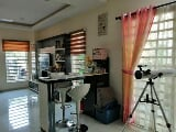 Photo Double Storey Semi Detached Of Taman Rafflesia