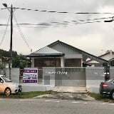 Photo Single storey bungalow for rent @, ipoh garden