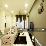 Photo [Award winning cheras ] 24x75 villa 2 storey...