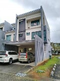 Photo Double Storey Terrace Corner at Academia, Kota...