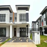 Photo New 2-storey house near cyberjaya sepang klia...
