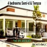 Photo Big Single Storey Terrace & SemiD