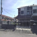Photo 2 sty Terrace Corner, Bandar Laguna Merbok