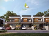 Photo New Modern and Exclusive Terrace House Kuching...