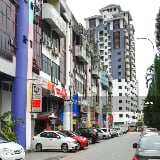 Photo 4sty shop-office@,one ampang avenue business...