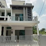 Photo Corner 2 Storey House, Taman Dutamas, Brand New