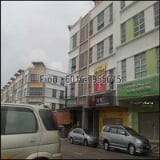 Photo 3.5sty Shoplot Desa Tebrau, main road