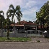 Photo Single Storey Bungalow(Corner) House @ Medan...