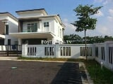 Photo 2 storey semi detached, tmn senibong villa,...