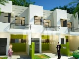 Photo 2 storey premium townhouse in estacia mandaue...