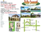 Photo House and lot in Santa Rosa Laguna