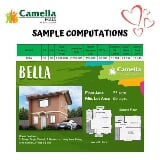 Photo Camella Bay/Baia Laguna affordable house and lot