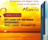 Photo Condominium For Sale in Manila for ₱ 3,995,000...