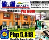 Photo Php 5,818/Month 2BR Townhouse Sonoma Residences...