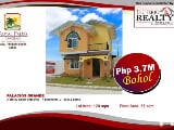 Photo 4BR 3.7M Palacios Grande House and Lot in Bohol...