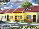 Photo Zionville Rowhouse located at Molino Bacoor Cavite