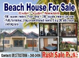 Photo Beach house for sale
