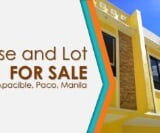 Photo 3 bedroom House and Lot For Sale in Manila for...
