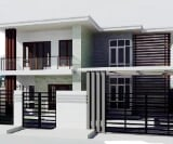 Photo 4 bedroom House and Lot For Sale in Lipa City...