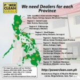 Photo Powerclean Chemicals Are In Need Of Dealers For...