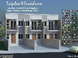 Photo Townhouse for sale in muntinlupa city