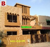 Photo Beautifully located bunglow in bahria town 10...