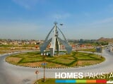 Photo 10 Marla plot is available in Bahria Town...