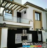 Photo 5 Marla 4 Bedrooms Brand New House For Sale