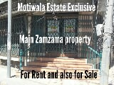 Photo Property for Sale/ Rent on main Zamzama - DHA