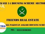 Photo 3 bed house available in askari 2 gujranwala