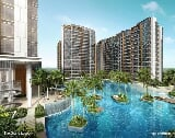 Photo Coco Palms a resort-themed condo @ Pasir Ris...